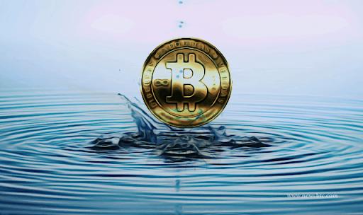 Bitcoin & Gold drop