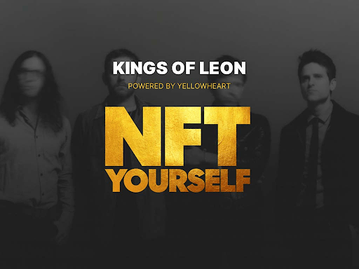 Kings of Leon NFT Yourself