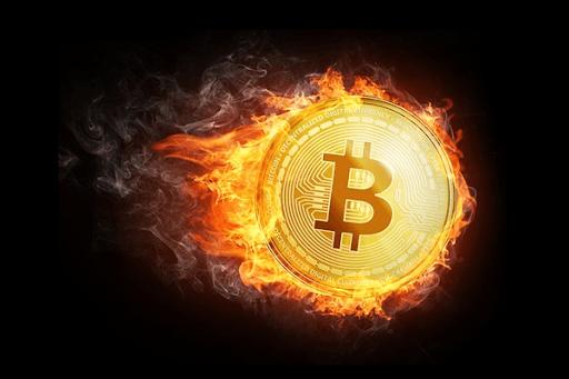 Bitcoin Flaming