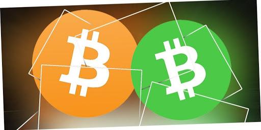 Bitcoin and Bitcoin Cash