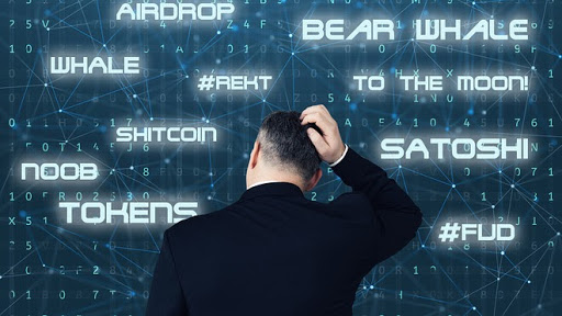 Cryptocurrency confusion